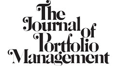 Journal of Portfolio Management